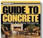Book Discusses Concrete, Masonry, and Stucco