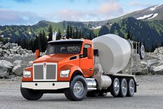 Kenworth Offers $1,000 Savings to NRMCA Members on Qualifying Vocational Truck Purchases