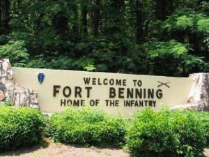 WELCOMED GROWTH. When Fort Benning's construction is completed in 2016, its impact on the local economies in Georgia and Albama is expected to rise to nearly $6 billion per year.