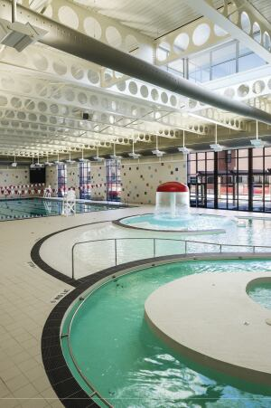 Overbrook School for the Blind - Kappen Aquatic Center | Philadelphia