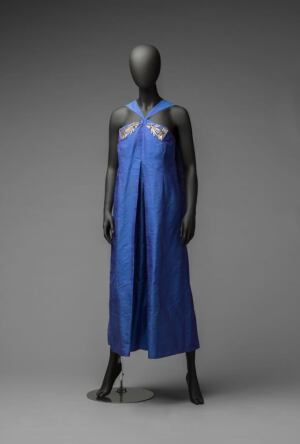 Dress Ornaments, circa 1943 on the Evening Gown by Pipsan Saarinen Swanson.