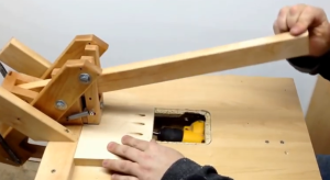 Courtesy of The Wooden Tool Man/YouTube