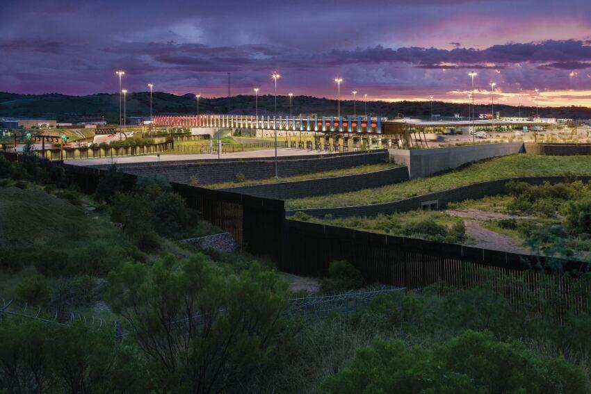 Mariposa Land Port of Entry, Designed by Jones Studio