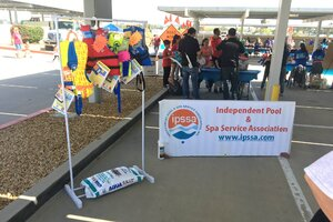 IPSSA Chapter Hosts Drowning Prevention Event