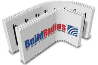 BuildBlock Releases New Line of Radius Forms for Pool Construction
