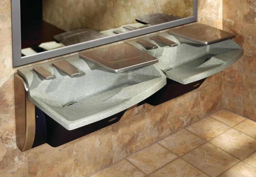 Product: Bradley Corp. Advocate AV-Series Lavatory System