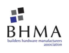 Builders Hardware Manufacturers Assn. Logo