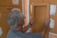 Installing a Recessed Shelf for a Tile Shower