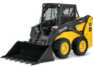 G-Series skid steers