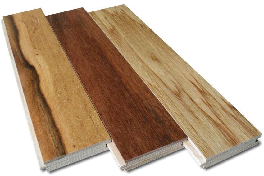 Crate & Bleacher: Viridian Reclaimed Engineered Wood Flooring
