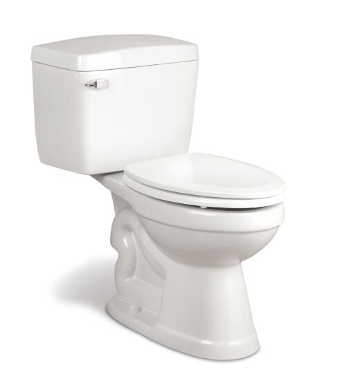 Foremost All-in-One 1-Gallon High Efficiency Toilet
