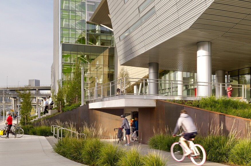 Top Ten Architect 2015 aia cote top 10: collaborative life sciences building