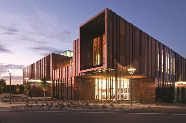 South Mountain Community Library; Richärd+Bauer; Phoenix.