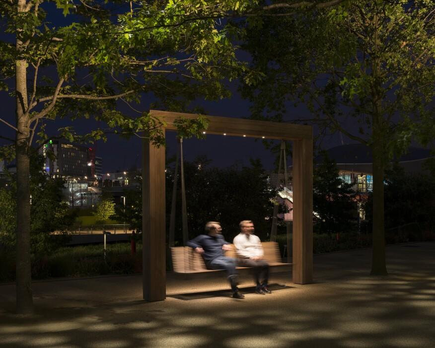 2015 AL Design Awards Queen Elizabeth Olympic Park London Architectural L