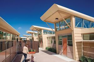 Modular Structures Provide Healthy Solutions for Education