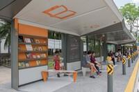 Architect Designs Multi-Use Bus Stop in Singapore