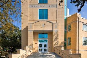 Erma Lowe Hall - TCU School of Classic and Contemporary Dance in Fort Worth, Texas by Bennett Benner Pettit Architects + Planners.