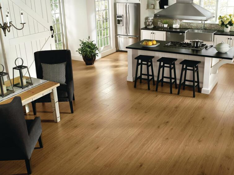 Armstrong Rustics Premium New England Long Plank Laminate Flooring