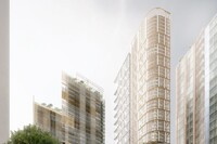 Winning Proposal Featuring Trio of Towers for Parramatta, Australia Revealed
