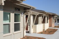 Former World War II Base Gets New Life as Vets Housing