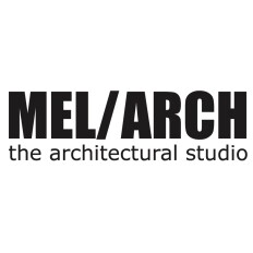 MEL/ARCH architectural studio Logo
