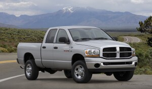 2009 Dodge Ram 3500 subject to recall related to Takata airbags