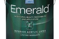 Sherwin-Williams Emerald Acrylic Latex Paint