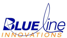 Blue Line Innovations Logo