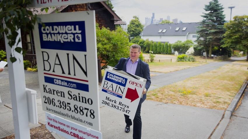 Bidding Wars Hold Back First-Time Buyers, Coldwell Banker CEO Says