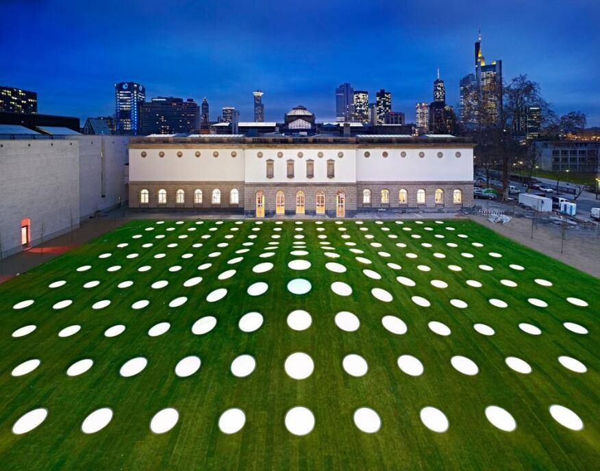 Städel Museum by Licht Kunst Licht AG