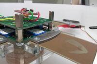 A Zero-Energy Seismic Sensor