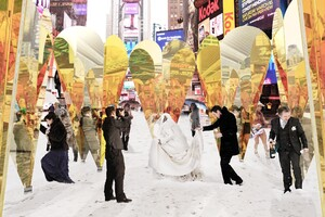 Collective-LOK Wins 2016 Times Square Heart Competition