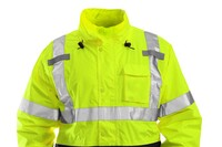 Safety Jacket from Tingley Rubber