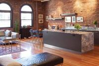 Mutable Spaces: Leather District Loft Renovation