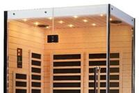 Trinity Leisure Has a New Line of European Sauna Designs
