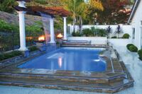 Bret Shallenberger | San Diego Fiberglass Pools + Frank Wiedner | Homeowner