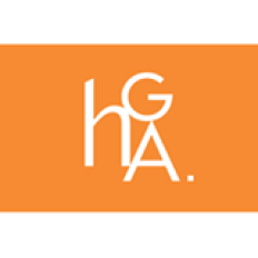 HGA Architects and Engineers Logo