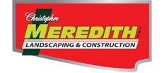 Christopher Meredith Landscaping Logo