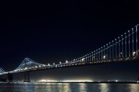 25,000 LEDs Light Up the San Francisco–Oakland Bay Bridge