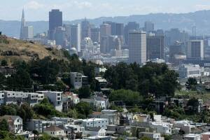 San Fran is an overvalued housing market, per real estate economists.