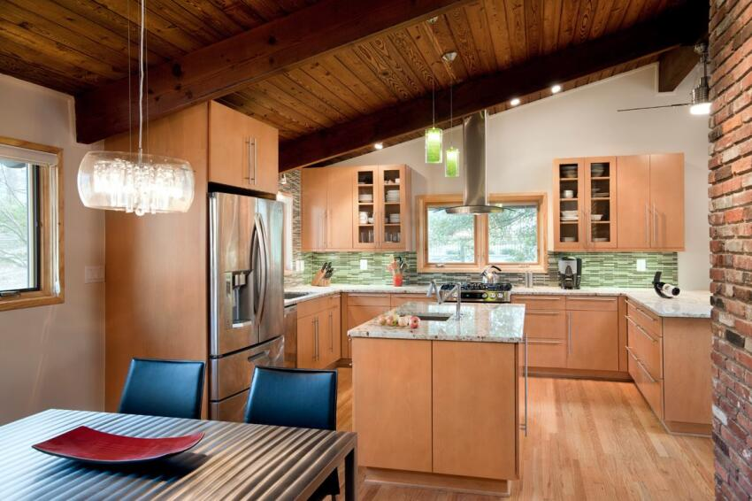Merit Award, Whole-House Remodeling Under $250,000: Ceiling Fans