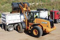 Tier 4 wheel loader