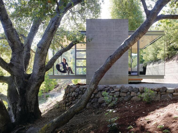 Tea Houses, Silicon Valley, Calif.