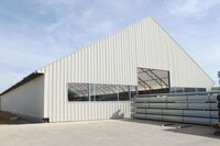 New Metal Building from ClearSpan Fabric Structures