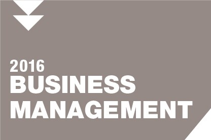 Business Management Honorees