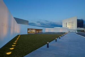 The Edward M. Kennedy Institute for the United States Senate Opens on March 31