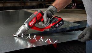 Milwaukee M18 Metal Shears Tools Of The Trade Cordless