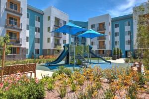 ROEM Corp.'s Charlotte Park Apartments is bringing 200 affordable housing units to high-cost San Jose, Calif.