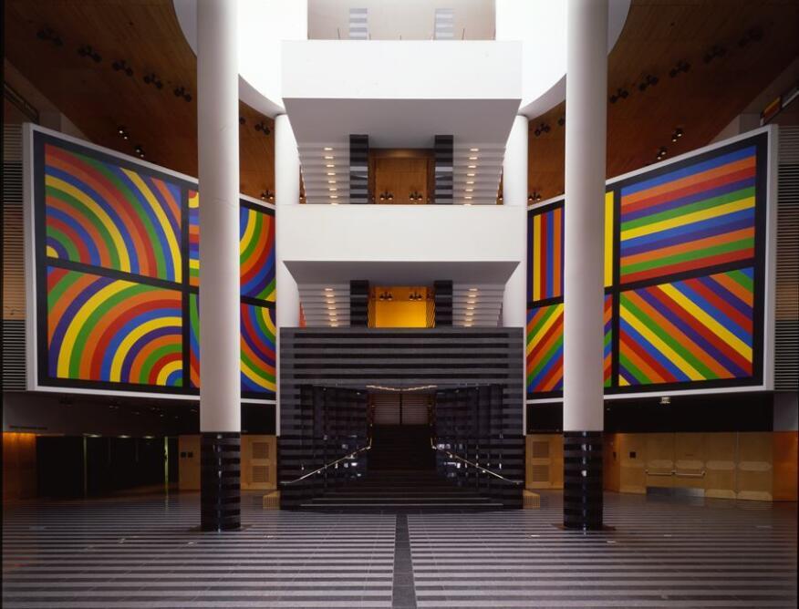 Botta's staircase.