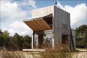A steel SIPs house from OceanSafe
